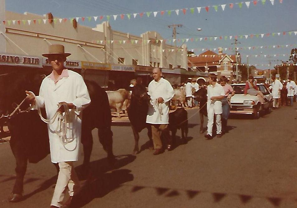 1985 Casino Beef Week Street Parade